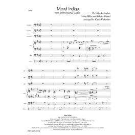 Mood Indigo for Horn Trio and Rhythm