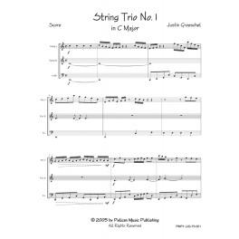 String Trio No. 1 in C Major