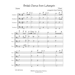 Bridal Chorus from Lohengrin - Trombone