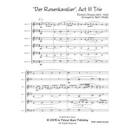 Der Rosenkavalier Act III Trio