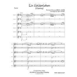 Ein Heldenleben (Opening)