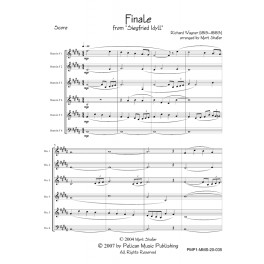 "Finale from ""Siegfried Idyll"""