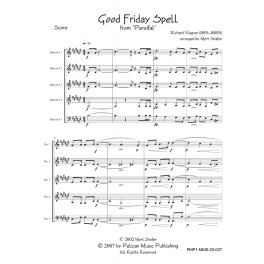 """Good Friday Spell from """"Parsifal"""""""