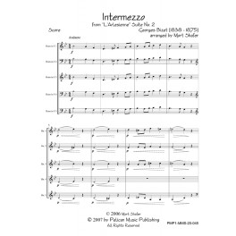 Intermezzo from L'Arlésienne Suite No. 2