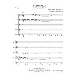 "Intermezzo from ""Karelia Suite"""