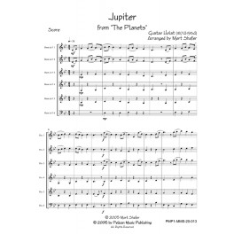 """Jupiter from """"The Planets"""""""