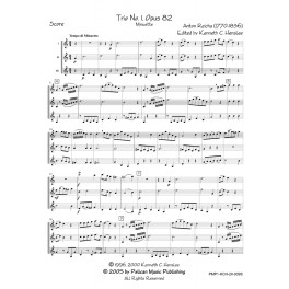25 Horn Trios Including the complete Opus 82 and Trio No. 5 from Opus 93