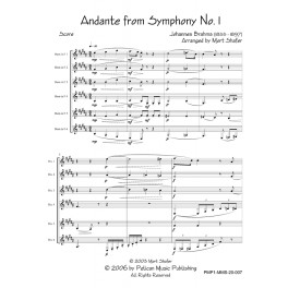 Andante from Symphony No. 1