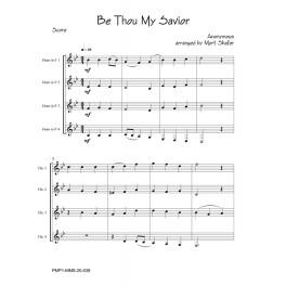 Be Thou My Savior